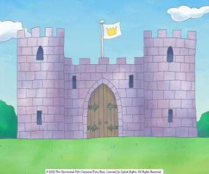 Puzzle de El castillo
