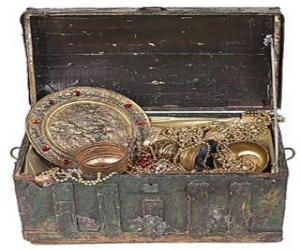 Puzzle de El cofre del tesoro