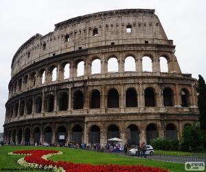 Puzzle de El Coliseo, Roma