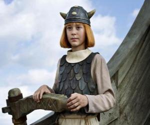 Puzzle de El famoso Vicky el Vikingo