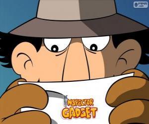 Puzzle de El Inspector Gadget lee una misión