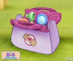 Puzzles de Doctora Juguetes , juegos de Doctora Juguetes