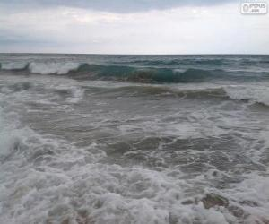 Puzzle de El mar mediterráneo