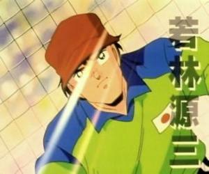 Puzzle de El portero Benji, el guardameta Benji delante de la portería