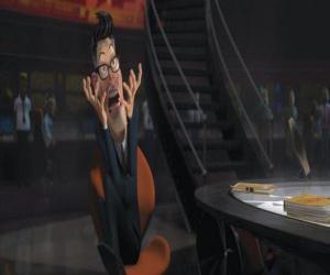 Puzzle de El Presidente Hathaway