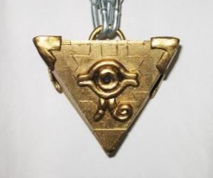 Puzzle de El Rompecabezas Milenario es un antiguo artefacto egipcio
