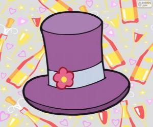 Puzzle de El sombrero de copa del novio