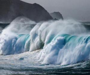 Puzzle de El temporal de la Mar