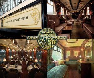 Puzzle de El Venice Simplon Orient - Express