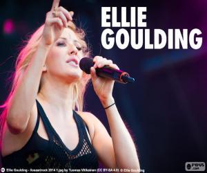Puzzle de Ellie Goulding