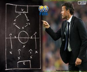 Puzzle de Entrenador del Año FIFA2015