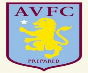 Puzzle de Escudo del Aston Villa F.C.