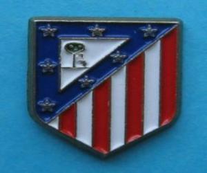 Puzzle de Escudo del Atlético de Madrid