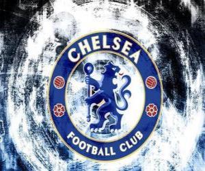 Puzzle de Escudo del Chelsea F.C.