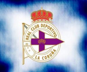 Puzzle de Escudo del Deportivo de La Coruña
