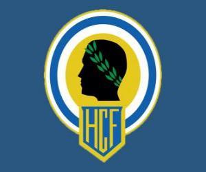 Puzzle de Escudo del Hércules Club de Fútbol