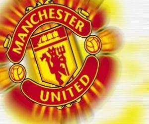 Puzzle de Escudo del Manchester United F.C.