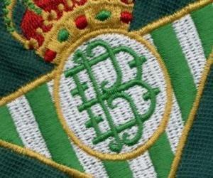 Puzzle de Escudo del Real Betis