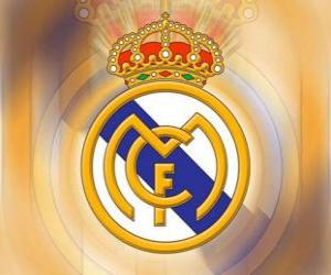 Puzzle de Escudo del Real Madrid