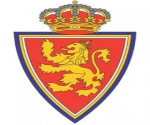 Puzzle de Escudo del Real Zaragoza.