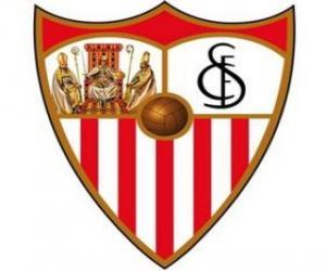 Puzzle de Escudo del Sevilla F.C