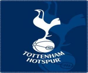 Puzzle de Escudo del Tottenham Hotspur F.C.