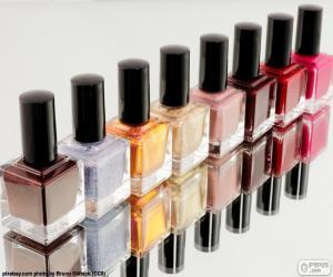 Puzzle de Esmalte de uñas