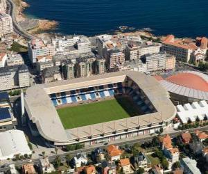 Puzzle de Estadio del Deportivo de La Coruña - Riazor -