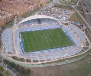 Puzzle de Estadio del Getafe C.F. - Coliseum Alfonso Pérez   -