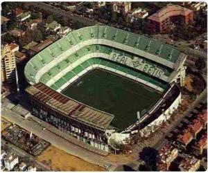 Puzzle de Estadio del Real Betis - Manuel Ruiz de Lopera -
