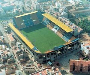 Puzzle de Estadio del Villarreal C.F. - El Madrigal  -