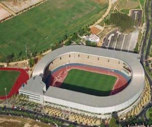 Puzzle de Estadio del Xerez C.D - Chapín -