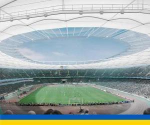 Puzzle de Estadio Olímpico de Kiev (69.055)