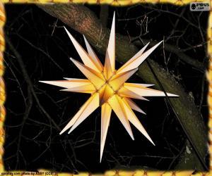 Puzzle de Estrella de Moravia