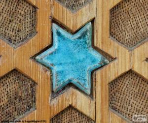 Puzzle de Estrella