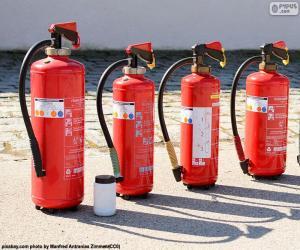 Puzzle de Extintores