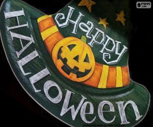 Puzzle de Feliz Halloween