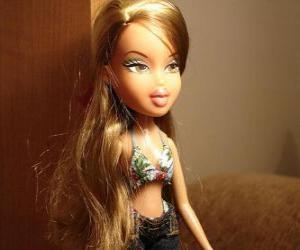 Puzzle de Fianna, es una chica amante de las fragancias y de la moda con mucho estilo y glamour, ella es brasileña