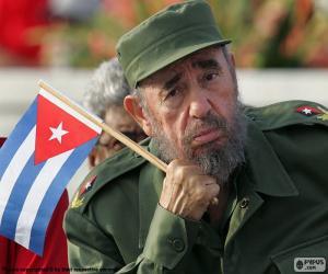 Puzzle de Fidel Castro