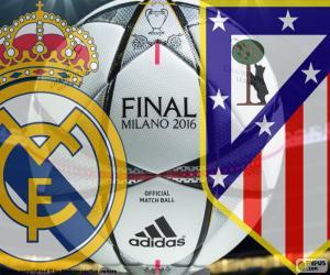 Puzzle de Final Champions League 2016