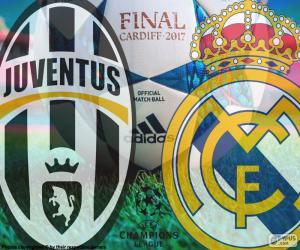 Puzzle de Final Champions League 2017