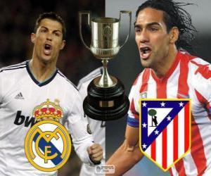 Puzzle de Final Copa del Rey 2012-13, Real Madrid - Atlético Madrid