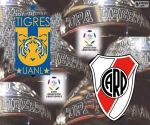 Puzzle de Final Copa Libertadores 15