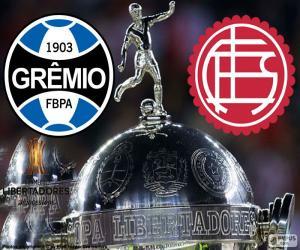 Puzzle de Final Copa Libertadores 17