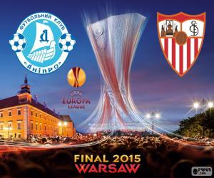Puzzle de Final Europa League 14-15