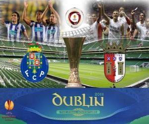 Puzzle de Final Europa League 2010-11 Porto vs Braga