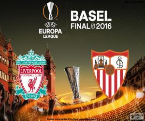 Puzzle de Final Europa League 2015-16