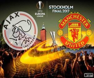 Puzzle de Final Europa League 2016-2017