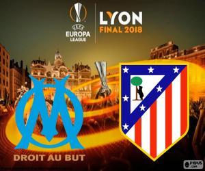 Puzzle de Final Europa League 2017-2018
