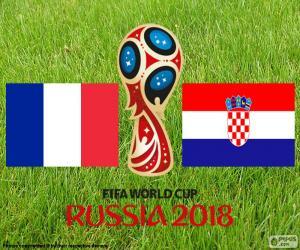 Puzzle de Final Mundial de Rusia 2018